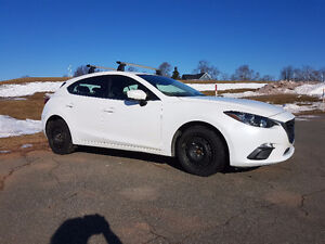 2015 Mazda3 Sport Hatchback - Lease Takeover