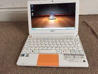 Acer aspire one netbook Windows 7