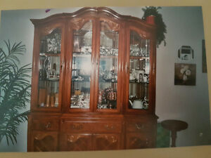 "Formal Dining Room Suite ""Chateau Royal"""