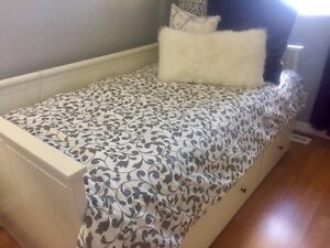 BRAND NEW DUVET COVER FOR TWIN BEDS Windsor Region Ontario image 1