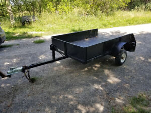 Trailer with Ramps for Sale