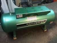 80 gallon compressor air tank