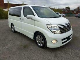 2007 Nissan Elgrand HIGHWAY STAR�2.5 V6 PEARL�8 SEATER� 2007