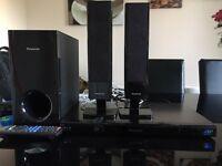 Panasonic surround sound Blu Ray player
