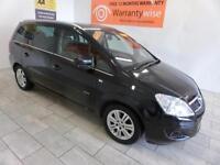 2011 Vauxhall/Opel Zafira 1.7CDTi 16v ecoFLEX ( 110ps ) Elite