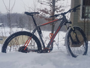 Cannondale beast from the East.