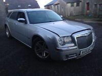 Chrysler 300c 3.0 Crd in for breaking all parts