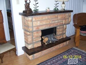 Fireplace Stereo