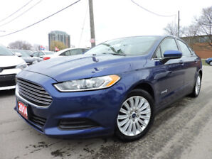 2014 Ford Fusion S Hybrid|KEYLESS ENTRY