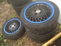 "Alloys 4x100 15""s - £80 if collected today!!!!"