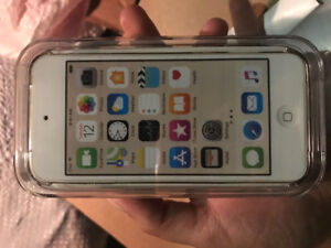 128 gb 6th Generation IPod touch unopened!