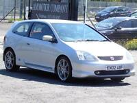 Honda Civic 2.0i Type R, 70 000 Miles, Service History, 6 Months AA Warranty