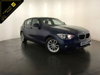 2012 62 BMW 118D SE DIESEL 1 OWNER FROM NEW SERVICE HISTORY FINANCE PX