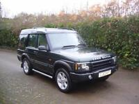 Land Rover Discovery es auto 7 seats
