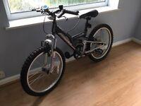 6 gear Apollo bike