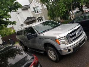 Ford F-150 XLT 2013 ecoboost