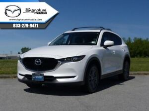 2017 Mazda CX-5 GS  -  Heated Seats - Low Mileage