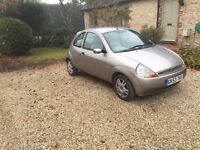 Ford KA Luxury 2003 For Parts