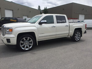 "2015 Sierra Denali supercharged ""mint"" PRICE LOWERED"