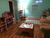 In home daycare located in montague