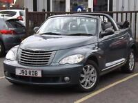 2007 Chrysler Pt Cruiser 2.4 Touring 2dr Auto 2 door Convertible