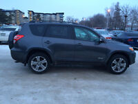 2012 Toyota RAV4 sport SUV, in mint condition