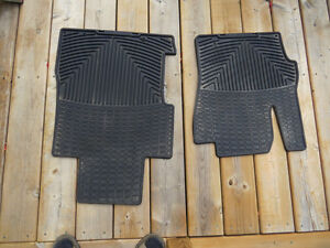 Weather Tech All Weather floor mats for 2004-2009 Mazda 3 Peterborough Peterborough Area image 1