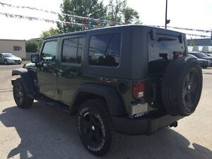 2007 JEEP WRANGLER UNLIMITED X *4WD * POWER GROUP * MINT CONDITI London Ontario image 4