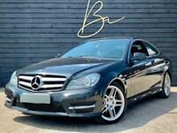 2012 Mercedes-Benz C Class C220 CDI BlueEFFICIENCY AMG Sport 2dr Auto COUPE Dies