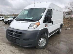 "2018 Ram ProMaster 1500 High Roof 136"" WB  - $228.50 B/W"