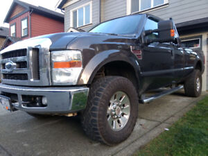 2008 Ford F350 Super Duty Super Cab Long Box 4x4