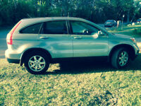 2009 Honda CR-V EX-L SUV,57200 KMS,ALL WHEEL DRIVE,$16500!