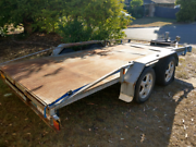 Tilting car trailer Forest Lake Brisbane South West Preview