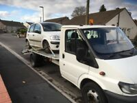 SCRAP CAR REMOVAL TOP PRICES 7 DAYS