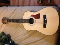 FirstAct Quality Crafted Acoustic Guitar!