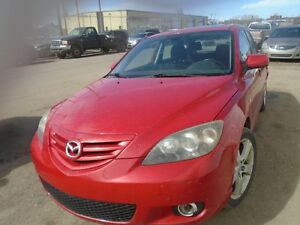 2006 MAZDA 3 REDUCED TO 33OO.$