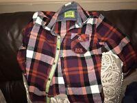 Kids shirt Age 3-4 little John rocha