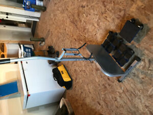 Snowmobile lever lift stand and dolleys
