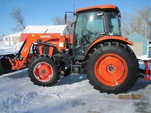 M5-111 Kubota Tractor