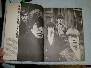 BEATLES  1965 VALENTINE BOOK FROM ENGLAND London Ontario image 5