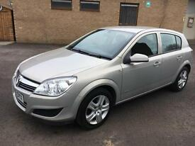 5909 Vauxhall Astra 1.4 Club Silver 5 Door 74574mls MOT 12m