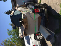 $25+ Junk Removal, Deliveries, moving & Lawn Mowing Services.
