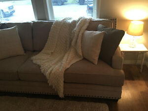 Beautiful Ashely furniture couch Strathcona County Edmonton Area image 2