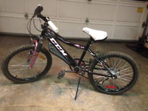 Mint Condition Girls Mountain Bikes