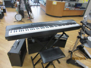 CASIO PRIVIA PX-160 ELECTRIC PIANO W STAND AND SEAT