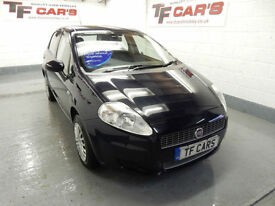 Fiat Grande Punto 1.4 Active - FINANCE FROM ONLY £17 PER WEEK!