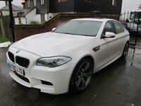 2013 (13) BMW M5 4.4 DCT AUTO (560BHP) FULLY LOADED 01233668825