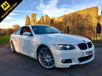 2009 BMW 335d M Sport Highline *Red Leather - Full History - 36,000 Miles**