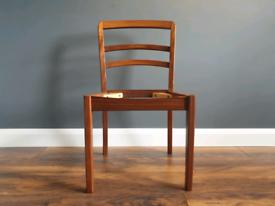 Vintage G Plan Teak Dining Chairs (x6)