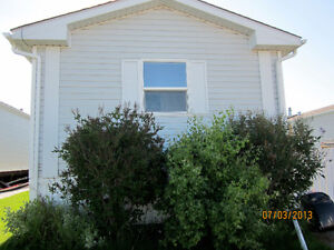Trailer home for rent in sherwood park